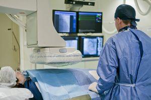 Medical student internship